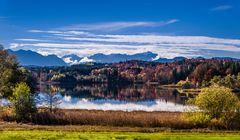 Großer Ostersee, Oberbayern