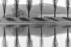 Grosser Teich in La Sauge
