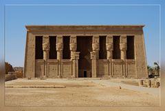 Großes Hypostyl des Dendera-Tempels