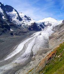 Großglockner - Gletscher