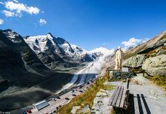 Grossglockner Gletscher  (2)