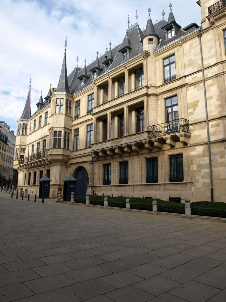 Grossherzoglicher Palast