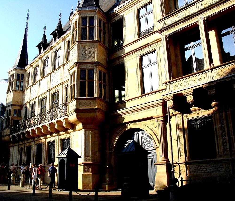 Großherzogliches Palais