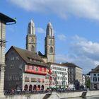 Grossmünster in Zürich