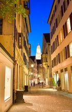 Grossmünsterturm Zürich 1