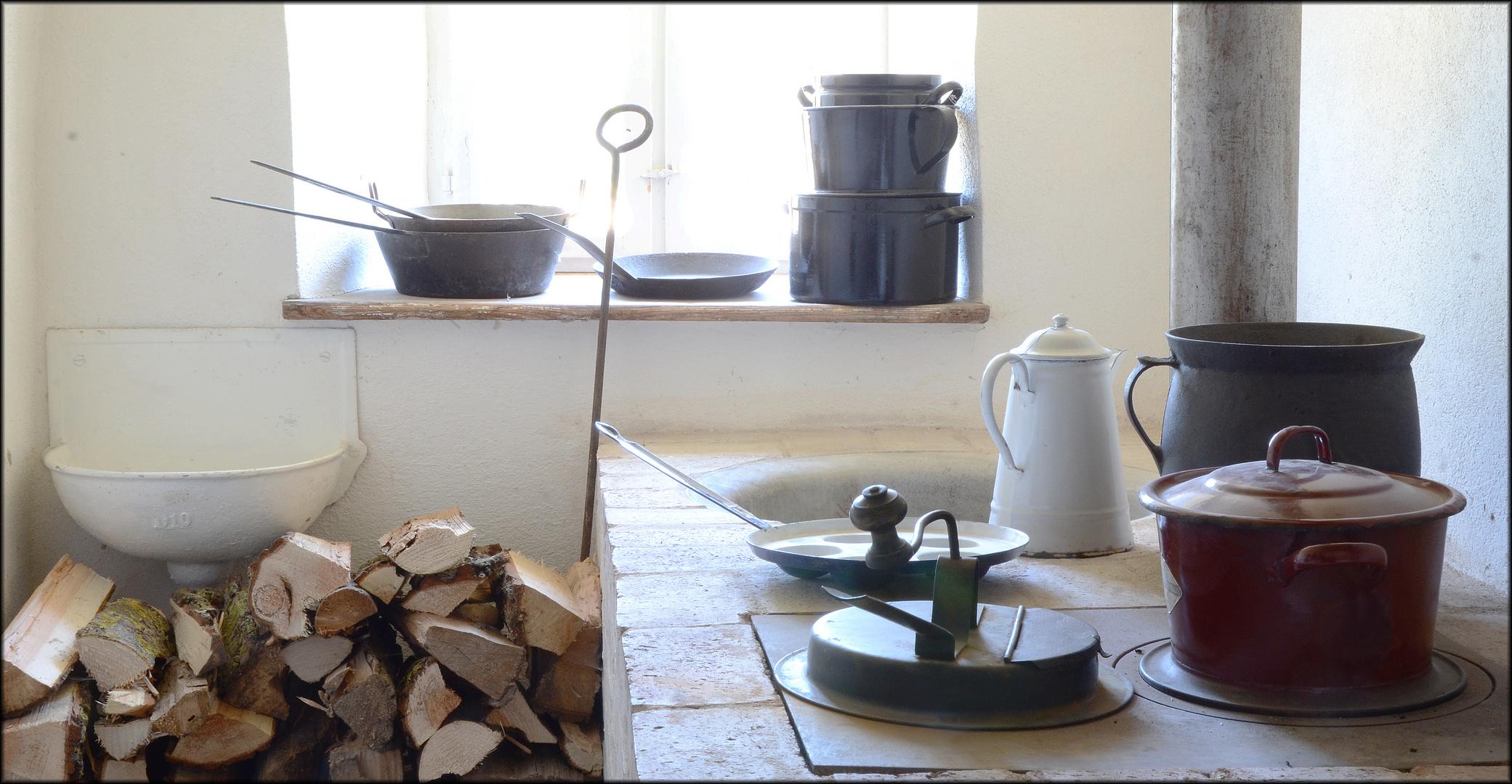 grossmutters k che foto bild kunstfotografie kultur museales museumsd rfer bilder auf. Black Bedroom Furniture Sets. Home Design Ideas