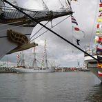 Großsegler -Impressionen- Sail Bremerhaven