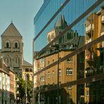 Großstadt im Spiegel