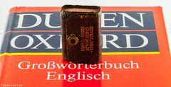 Großwörterbuch und Kleinwörterbuch???