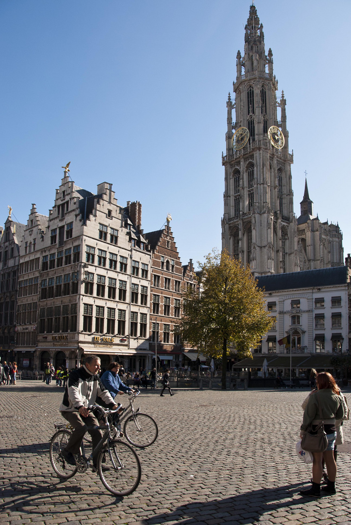 Grote Markt - 06 - Cathedral of Our Lady