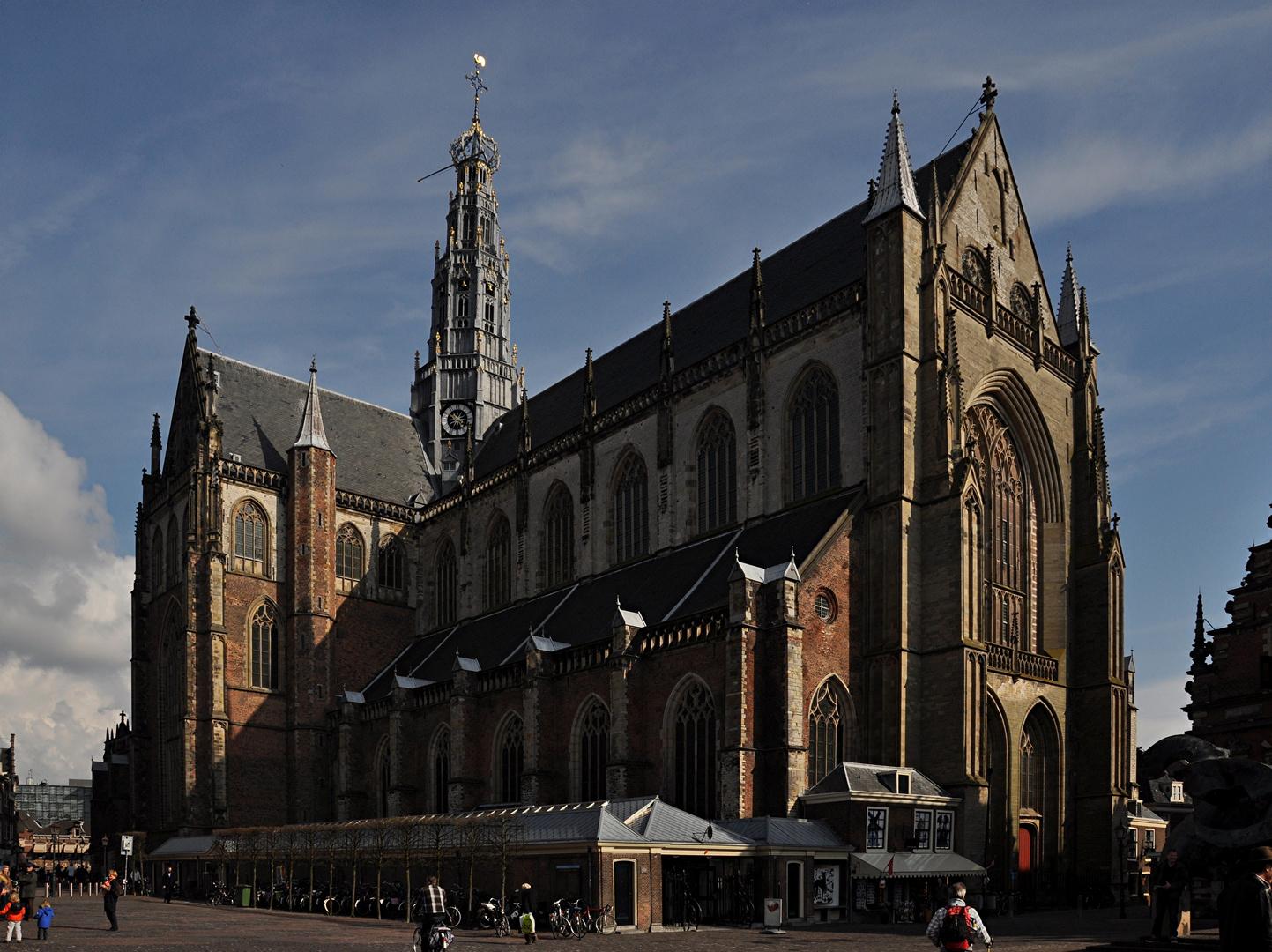 Grote Sint Laurenskerk - Alkmaar