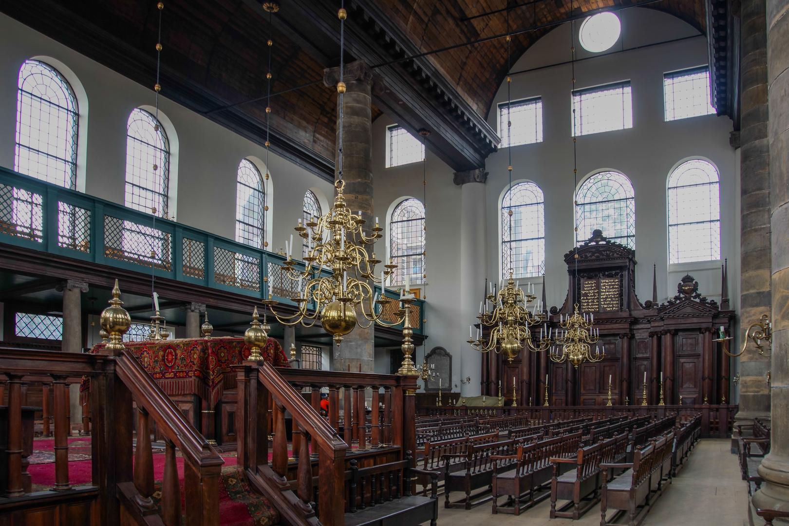 Grote Synagoge - Amsterdam