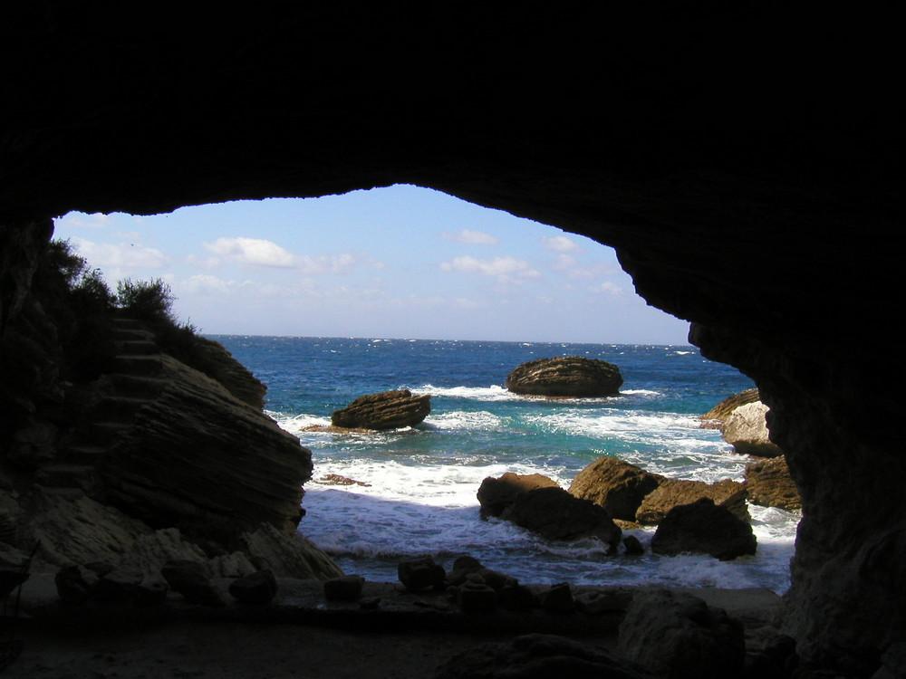 grotte de bonifacio