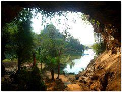 Grotte de Kaw Gon (Hpa An)