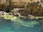 Grotten vor Lagos (Algarve) 2