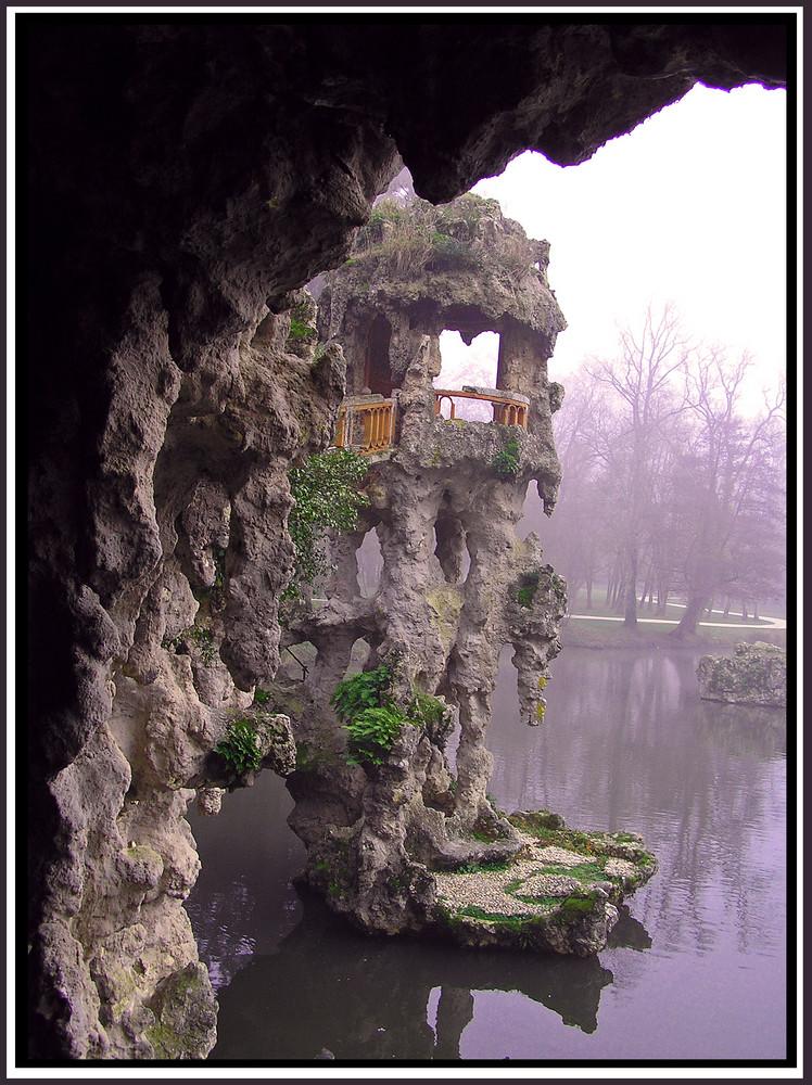 grottes artificielles de Majolan