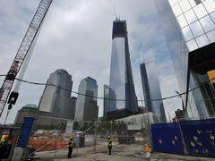 Ground Zero heute ...