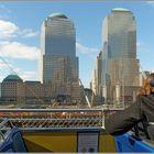 Ground zero -- New York