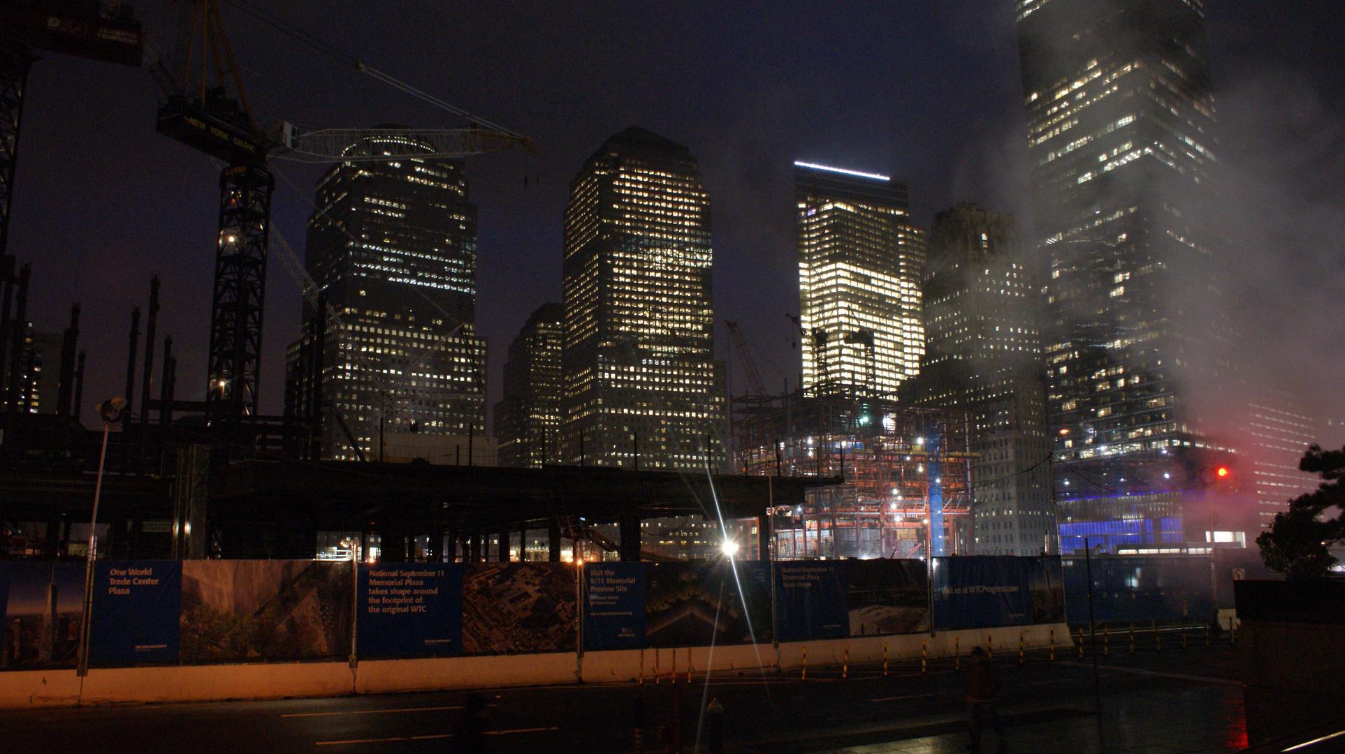 Ground Zero schläft nicht