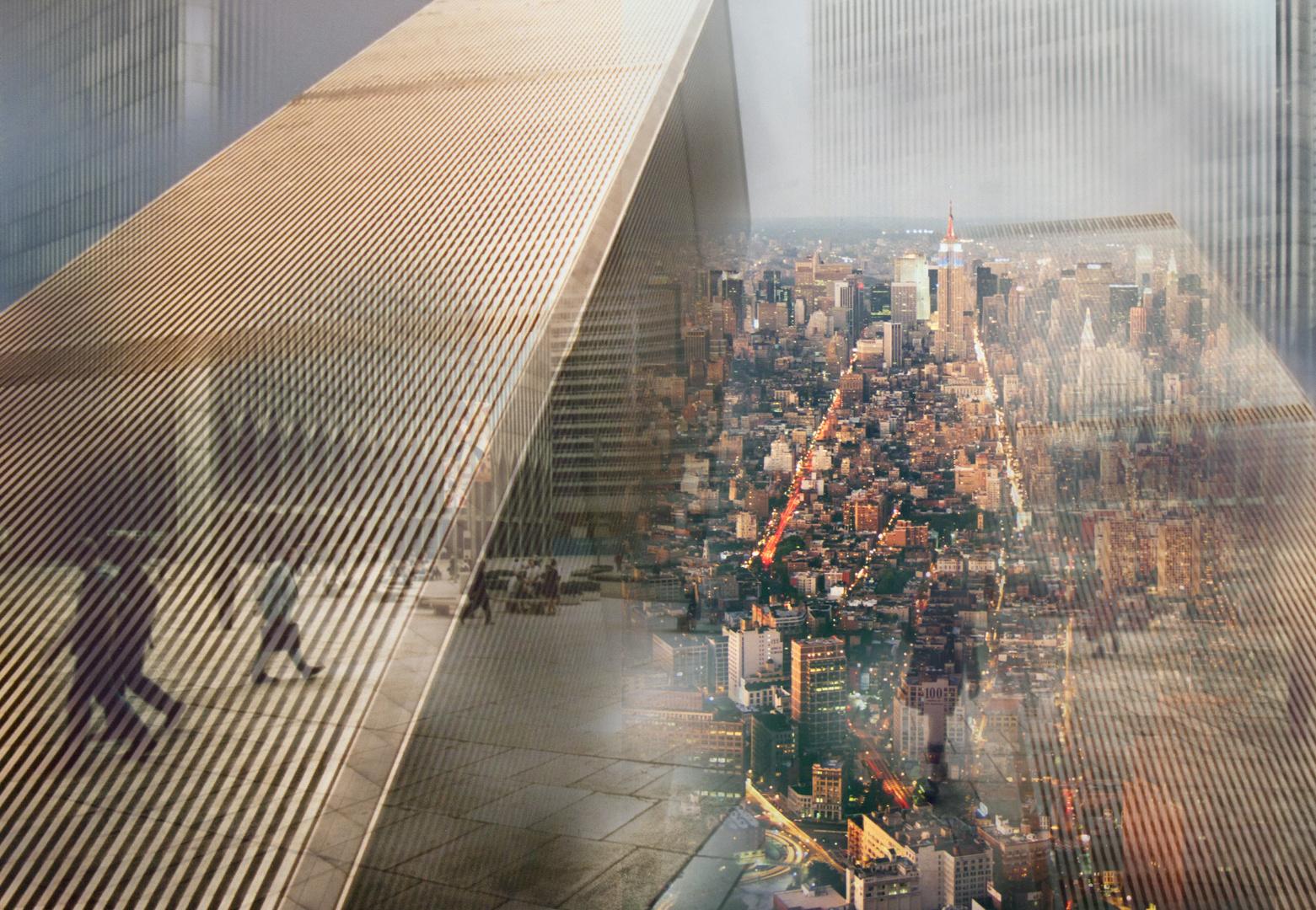 Ground Zero, zuvor.