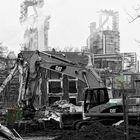 Grün bricht durch - Sanierung Grüngürtel Duisburg Nord