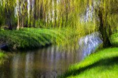 Grün der Natur