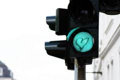 Grün für die Liebe