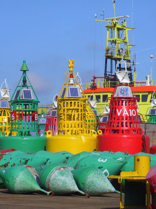 Grün - Gelb - Rot