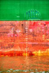 Grün - orange