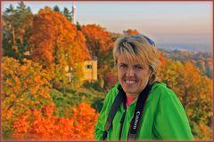 Grün & Rot- Goldener Herbst- Fotografenzeit