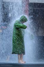 GRÜNE: Kalte Dusche nach der Wahl!