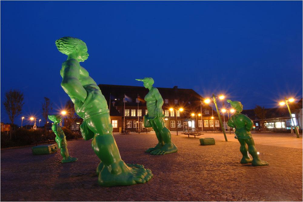 Grüne Riesen