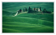 Grüne Toscana