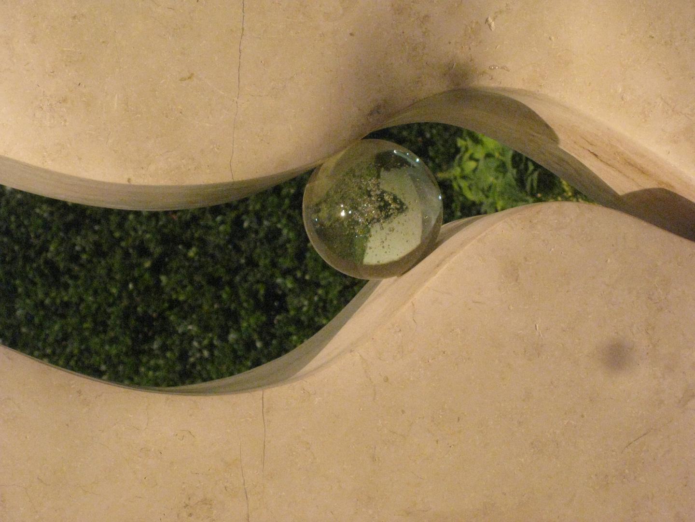 Grüne Woche 2010 Grabstein