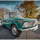 grüner BMW