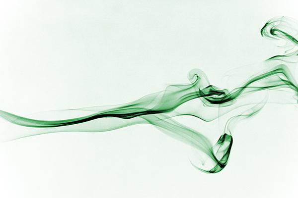 Grüner Rauch