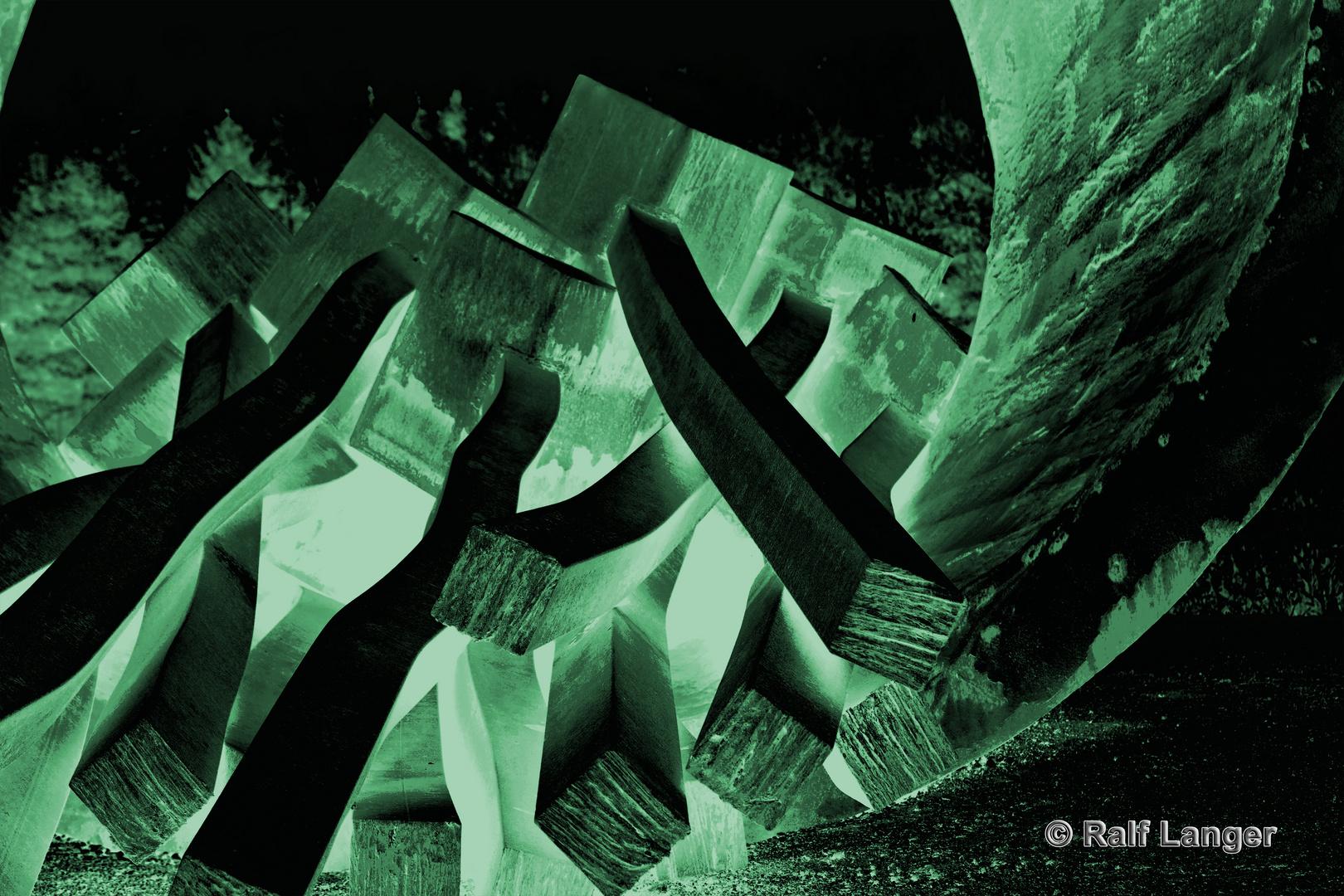 grüner Stahl