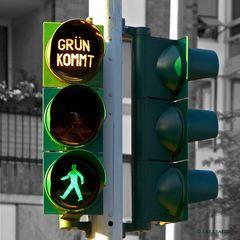 Grüner wird's nicht!
