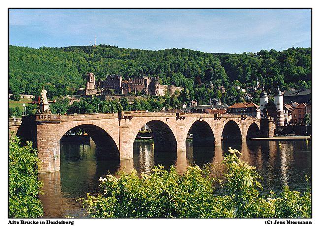 Grünes Heidelberg