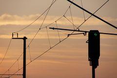 Grünes Licht für die Bahn