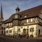 Grünsfeld Rathaus