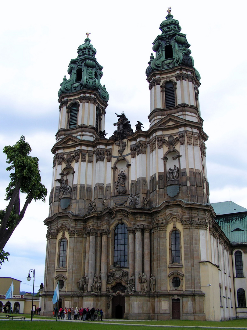 Grüssau, Marienkirche