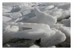 Grüße aus dem Eis.Meer