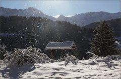 Grüße aus dem Winterwunderland ...