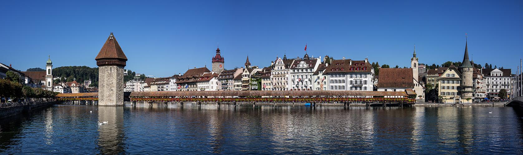 Grüsse aus Luzern