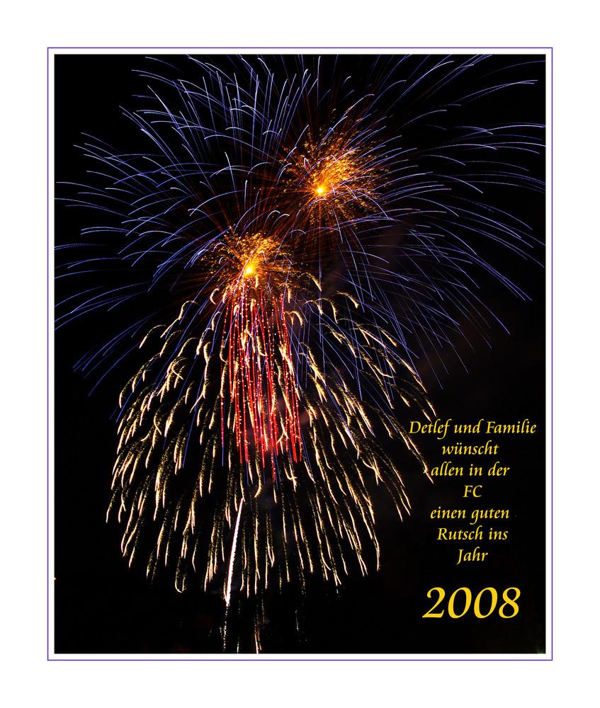Grüße und Wünsche zum neuen Jahr (Siehe Text unten) Foto & Bild ...