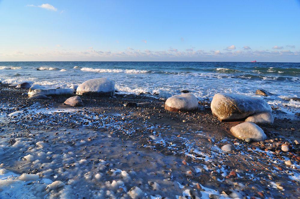 Grüße von der (Fr)Ostsee