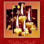 Grüße zum vierten Advent