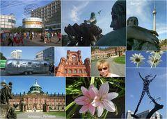 Grüßkarte aus Berlin