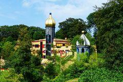Gruga Essen - Hundertwasserhaus